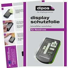 5x Neodrives E-Bike Display Smart MMI Schutzfolie klar Displayschutzfolie Folie