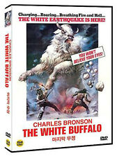 The White Buffalo (1977, J. Lee Thompson) DVD, NEW