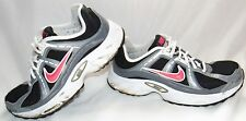 Womens Black & Pink NIKE COMPETE 2 Running Athletic Sneakers Shoes Sz 7.5