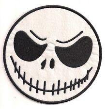 """Nightmare Before Christmas Jack  Embroidered 6.25""""  Patch- FREE S&H (NBCPA-3)"""