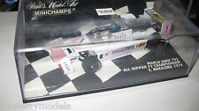 MINICHAMPS 1.43 F1 MARCH BMW 792 ALL NIPPON F2 CHAMPIONSHIP S NAKAJIMA 1979 #1