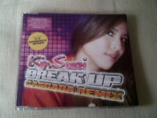 KIM SOZZI - BREAK UP - 2 TRACK DANCE CD SINGLE