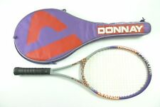 Donnay Pro One Limited Edition Tennisschläger L2 Mid racket strung Belgium Tour
