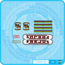 Frejus Decals - Bicycle Transfers - Stickers - Set 3