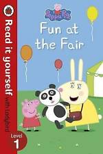 Peppa Pig: Fun at the Fair - Read it Yourself with Ladybird: Level 1 by Penguin