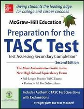 McGraw-Hill Education Preparation for the TASC Test 2nd Edition: The Official Gu