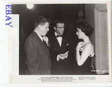 Director George Stevens Elizabeth Taylor VINTAGE Photo Montgomery Clift