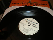 Vicki Sue Robinson Move On VINYL Welcome Productions Main event mix drum dub edt