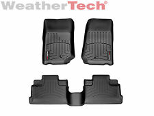 WeatherTech DigitalFit FloorLiner for Jeep Wrangler Unlimited - 2007-2013 -Black