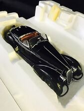 RARE Franklin Mint Pre Production 1937 Alfa Romeo One Of A KIND 1/24 PROTOTYPE