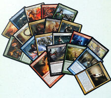 mtg Magic the Gathering 20 BULK RARE LOT mixed random game card collection