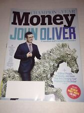 Money Magazine John Oliver Consumer Crusader December 2016 022817NONRH