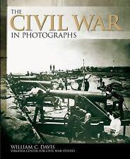 The Civil War in Photographs, Davis, William C., Good Book