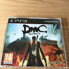 DMC Devil May Cry PS3 Playstation 3 Game (Promo) - FAST POST