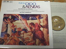 SAN 169 Purcell Dido and Aeneas / de les Angeles etc. W/A