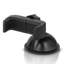 Universal Cell Phone Smartphone Dash & Windshield Mount Window Holder Stand Blac