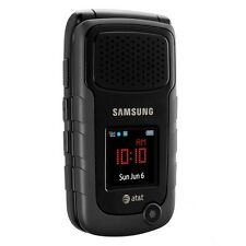 Samsung Rugby II SGH-A847 AT&T Unlocked 70MB GPS Mobile Phone New Black