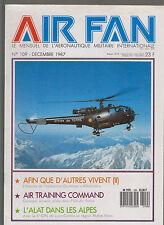 AIR FAN N°109 HYDRAVION GRUMMAN ALBATROSS/ PILOTE DANS L USAIR FORCE / 5e GHL