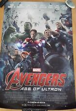 AVENGERS: AGE OF ULTRON (2015) - POSTER 27x40 DS ORIGINAL