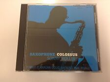 Saxophone Colossus 2006 JAPANESE 20 BIT Import OBI CD by Sonny Rollins