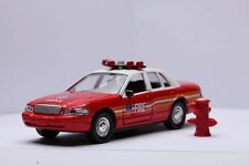 New York  FDNY Fire Chief   Ford Crown Victoria  1:43