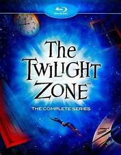 The Twilight Zone: The Complete Series [Blu-ray], New DVD, Martin Landau, Lee Ma