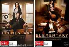 ELEMENTARY Season 1 & 2 - NEW DVD