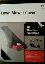 Classic Accessories Lawn Mower Cover with Weather-X Fabric and Storage Bag - NIB