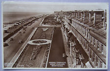 CPA Postcard - UK - Worthing, Heene terrace, West parade