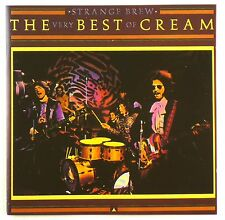 CD - Cream  - Strange Brew - The Very Best Of Cream - A4636