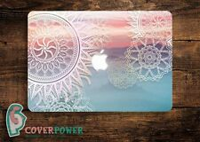 Mandala MacBook Decal Macbook All Cover Bohemian Sticker Vinyl Laptop Skin KL115