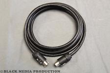 PowerCon 32A - Verbinder- / Linkkabel   TITANEX 3G4 - 3x4 qmm   5m Neutrik *NEU*