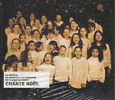 CD ALBUM 21T CONSERVATOIRE POPULAIRE MUSIQUE GENEVE CHANTE NOEL / CHOIRBOYS