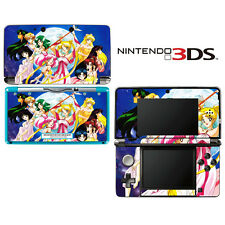 Vinyl Skin Decal Cover for Nintendo 3DS - Sailor Moon Pretty Guardian 1