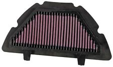 YAMAHA 2007-2008 YZF R1 K&N HIGH FLOW PERFORMANCE AIR FILTER