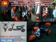 Electric Trikes Distance Full Charge 55km Charging time 6 to 8Hrs 35km/h
