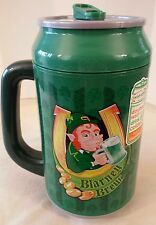 Cool Gear Double Wall Insulated Drinking Cooler Blarney Brew 33oz Mug NewBPAFree