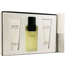 Alfred Sung Perfume by Alfred Sung, 3 Piece Gift Set for Women NEW