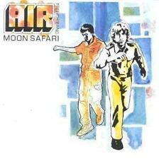 Air - Moon Safari - NEW SEALED 180g LP! French Duo's Debut album REMASTERED!!