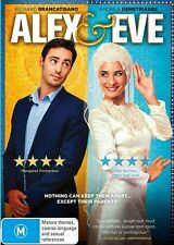 Alex and & Eve (DVD, 2016) NEW