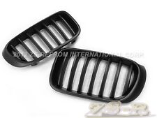 BMW 2014+ X4 F26 Model Front Hood Matte Black Grille Replacement Kit