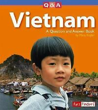 Vietnam: A Question and Answer Book (Questions and Answers: Countries)-ExLibrary