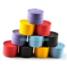 1pc Colorful Anti-slip Racket Over Grip Roll Badminton Sports Squash Handle Tape