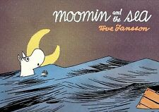 Moomin and the Sea by Jansson, Tove