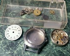 Antique Movado ladies watch cal 105 for repairs A17