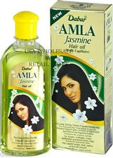 200ml Dabur Amla Jasmine Hair oil  Silky Shinny strong Hair USA seller  fast s&h