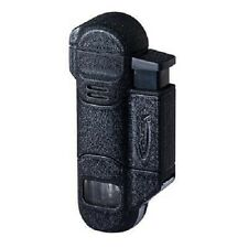 Vector KGM Radar Triple Jet Torch Flame Cigar Lighter - Black Crackle Matte