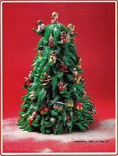 Christmas Tree Pattern - Craft Books: #1204 Make Yours a Crafty Christmas III