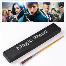 HARRY POTTER FANTASTIC BEASTS NEWT SCAMANDER PROP REPLICA WAND OLLIVANDERS BOX