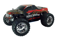 Redcat Racing Volcano S30 1/10 Scale Nitro Monster Truck Red 4x4 1:10 rc car